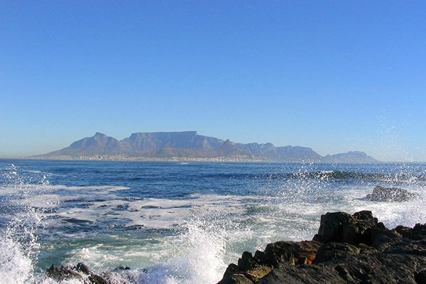South Africa Gallery - Table Mountain