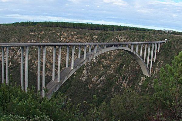 Garden Route - Blougrans Bridge