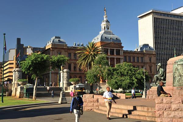 Pretoria Tour - Day Tour