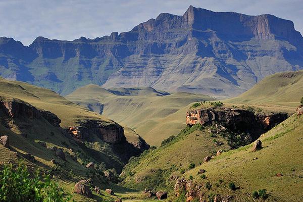 Drakensberg World Heritage - Day Tour