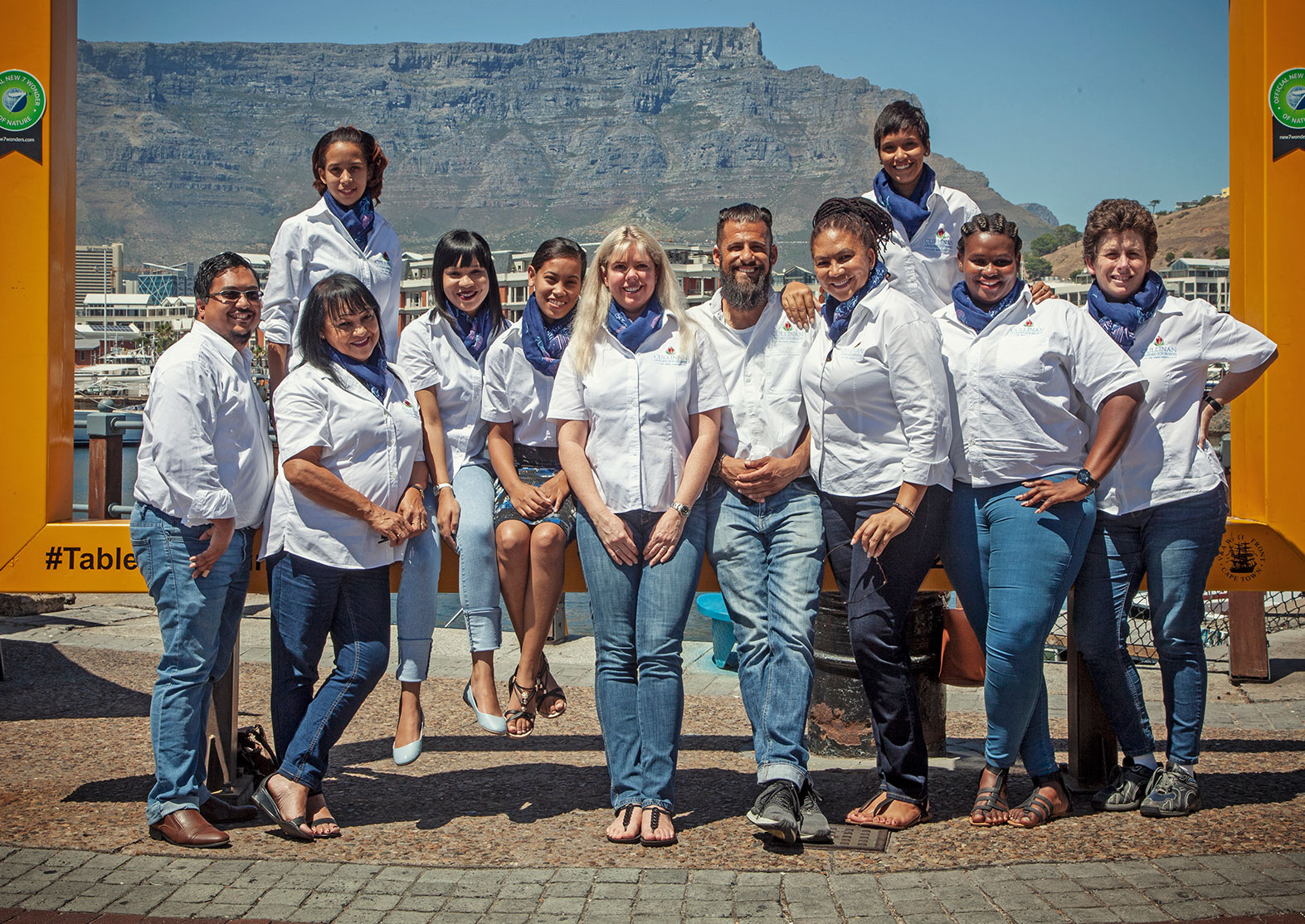 Who we are - Team Photo - Cullinan Guided Journeys