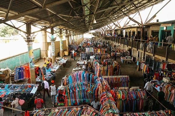 Durban City Tour - Market