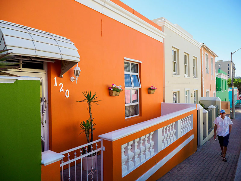 Bo-Kaap walking experience