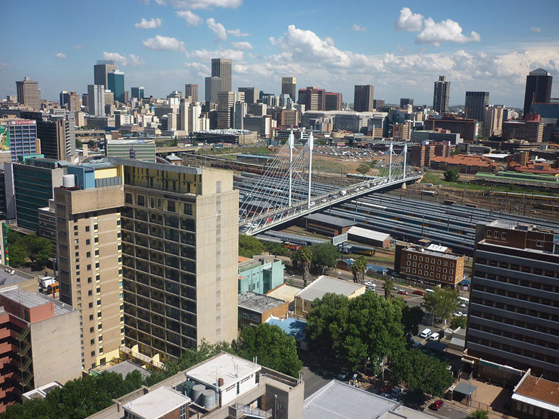 Johannesburg & Soweto Tour