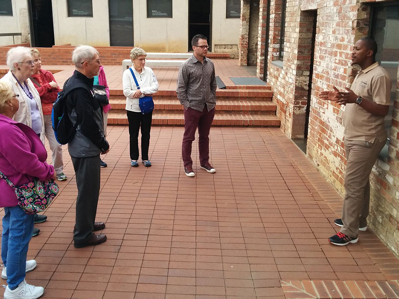 Johannesburg walking tour - guided tour