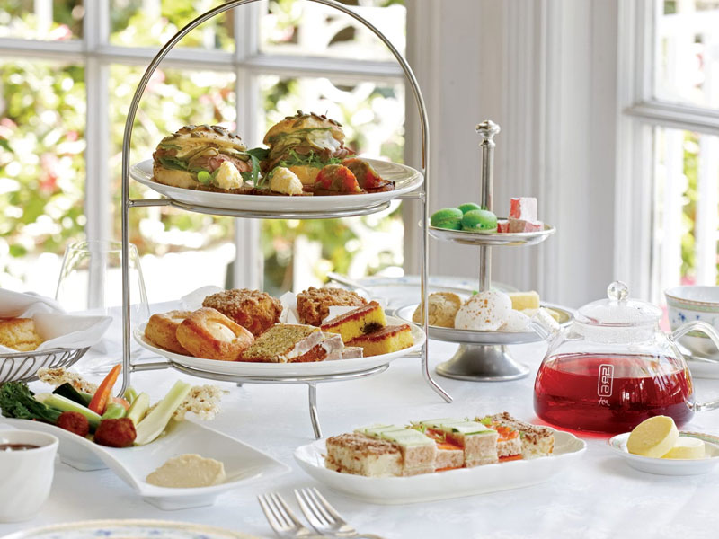 Mount Nelson High Tea - Cullinan Guided Journeys