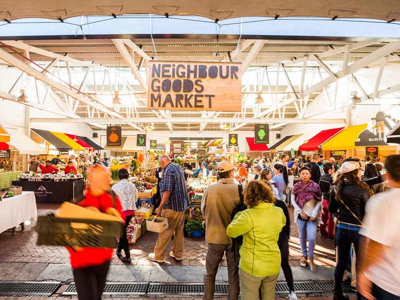 Cape Town Food Market - Cullinan Guided Journeys
