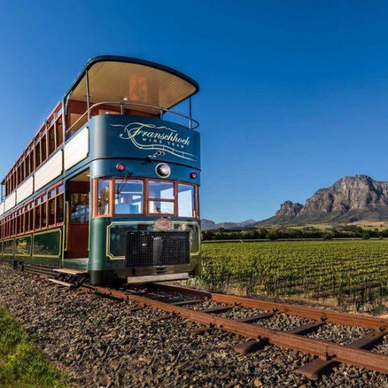 Franschhoek Wine Tram & Babylonstoren Farm Experience