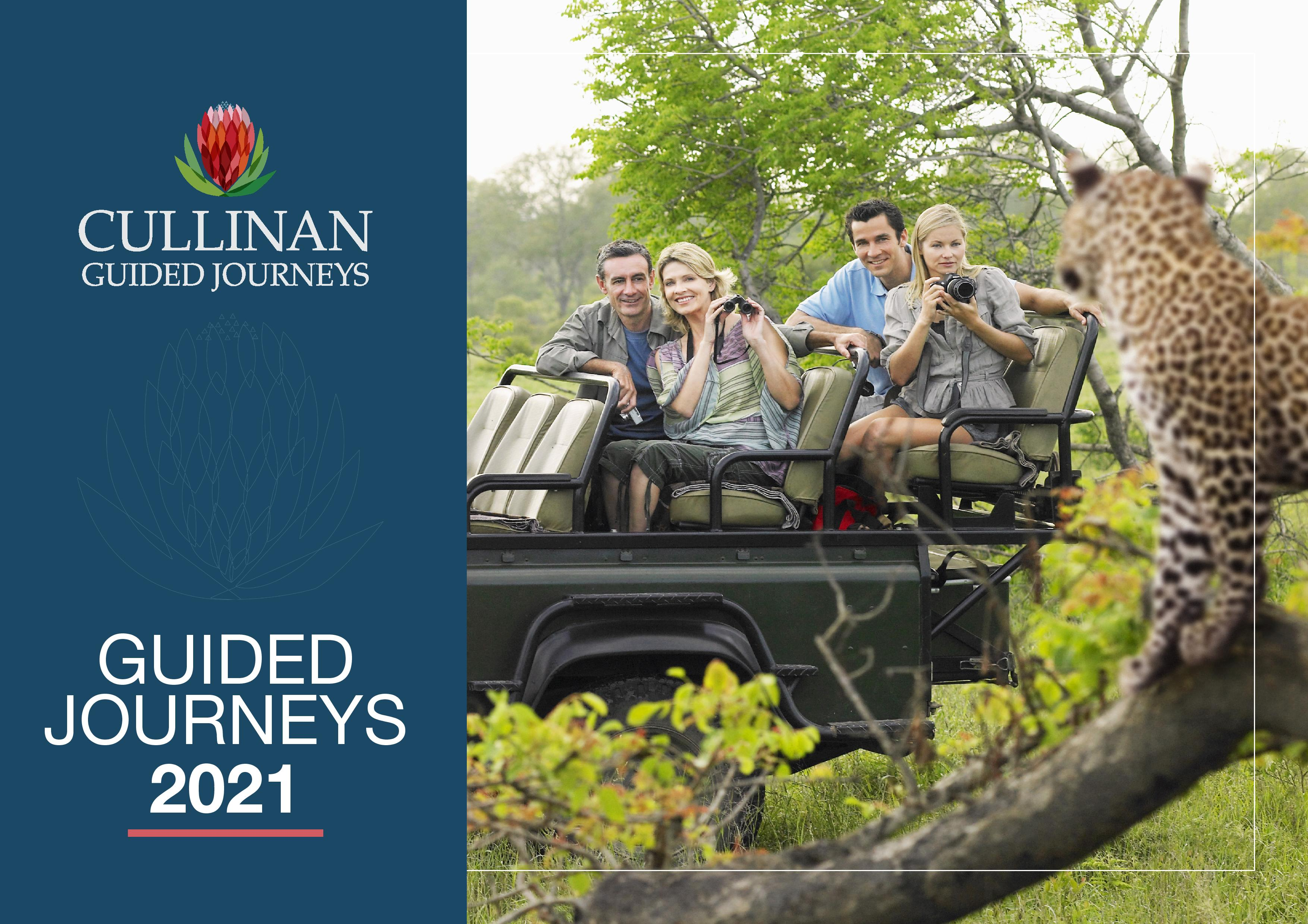 Who we are - Cullinan Guided Journeys 2021